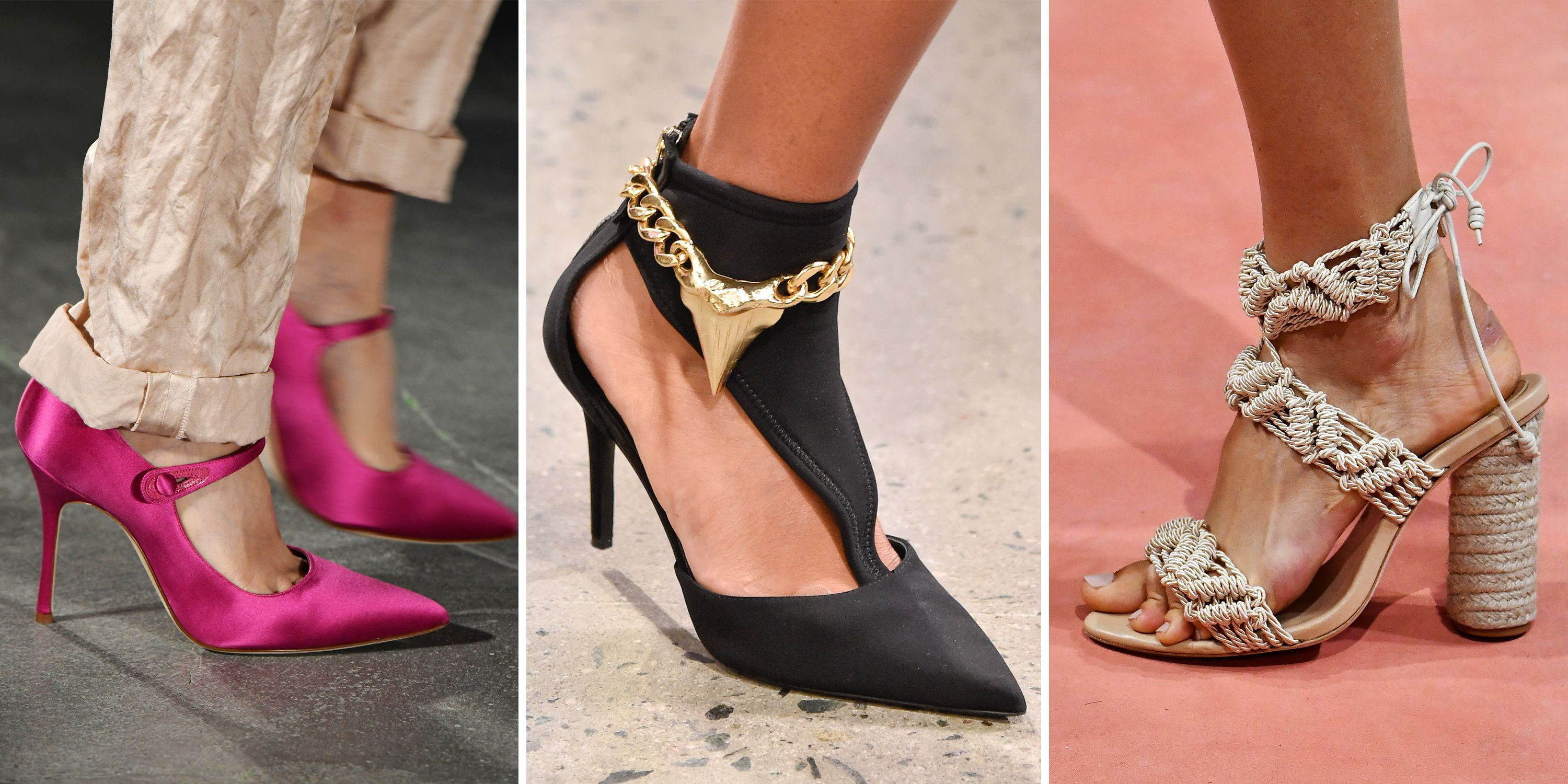 The Best Spring 2020 Runway Shoes (So Far)