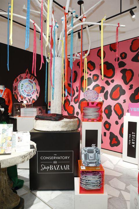 Shop Bazaar x The Conservatory