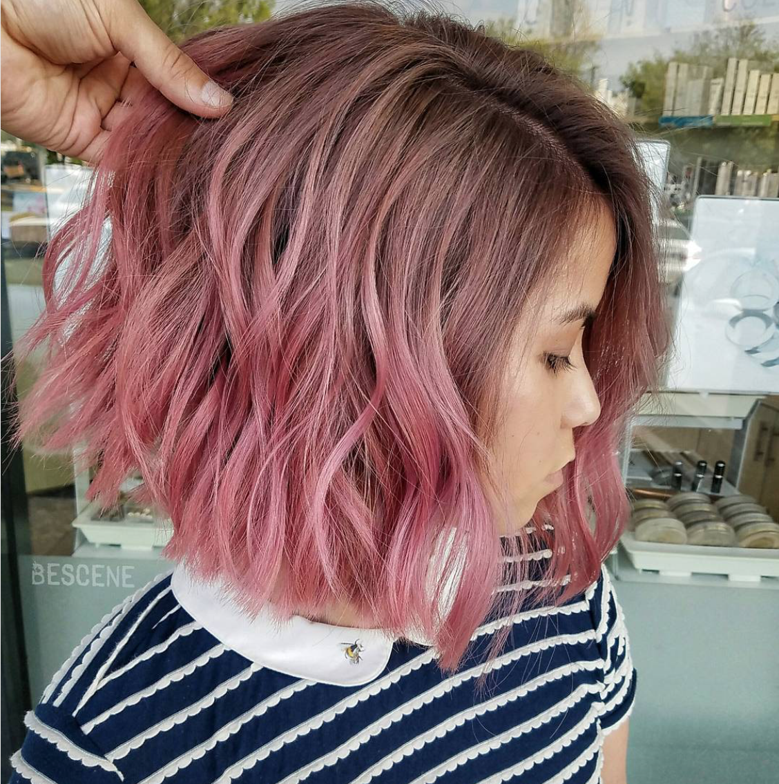 10 Short Ombré Hairstyles We Love
