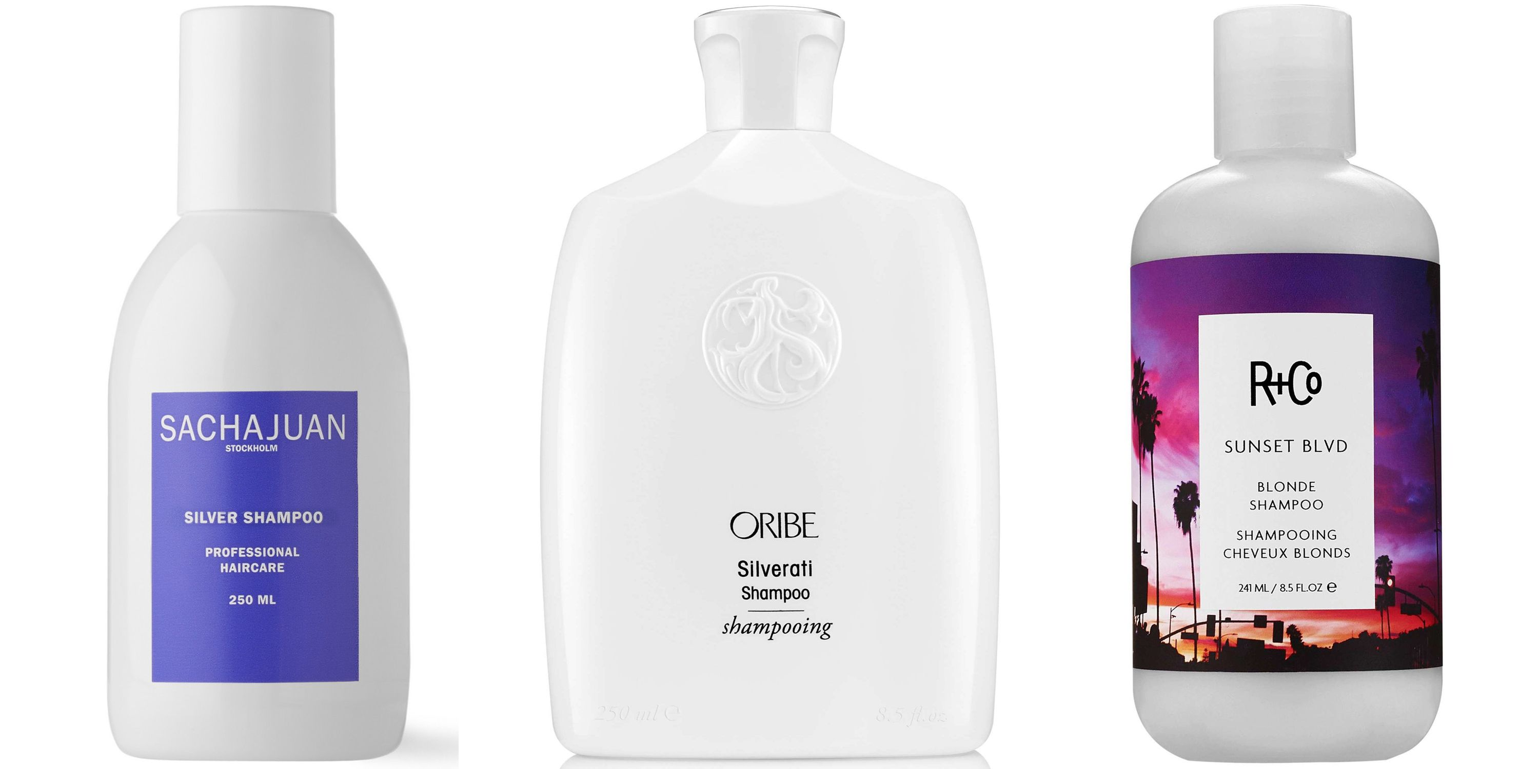 12 Silver Shampoos And Conditioners For Shiny Sterling Hair