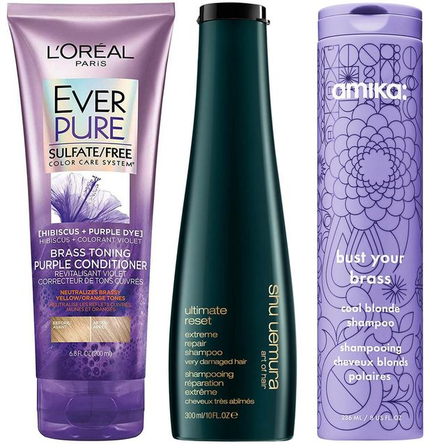 The 16 Best Shampoos For Shiny Silver Hair Silver And Gray Hair Shampoo And Conditioners
