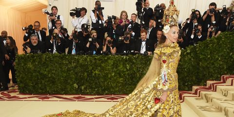 Dress, Event, Gown, Fashion, Formal wear, Marriage, Tradition, Red carpet, Ceremony, Flooring,