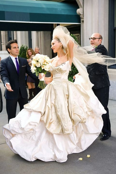 Sjp By Sarah Jessica Parker Bridal Collection Sarah Jessica Parker Wants To Design Your Wedding Gown