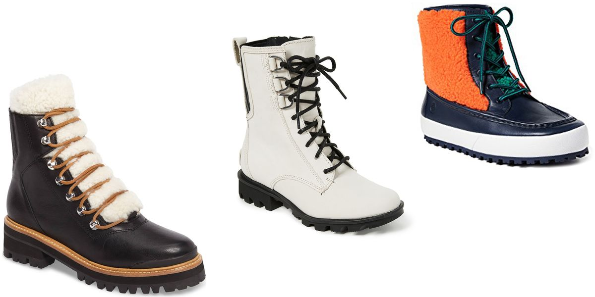 9152d25e3cb 12 Chic Snow Boots You'll Actually Want to Wear