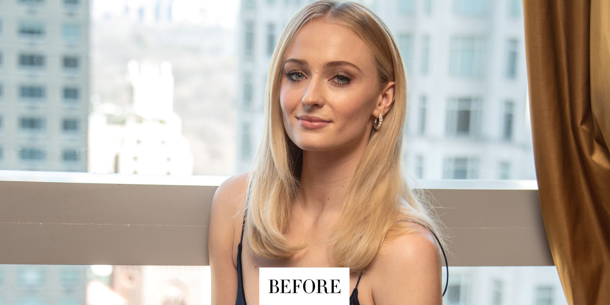 Sophie Turner Looks So Good With Her New Bangs
