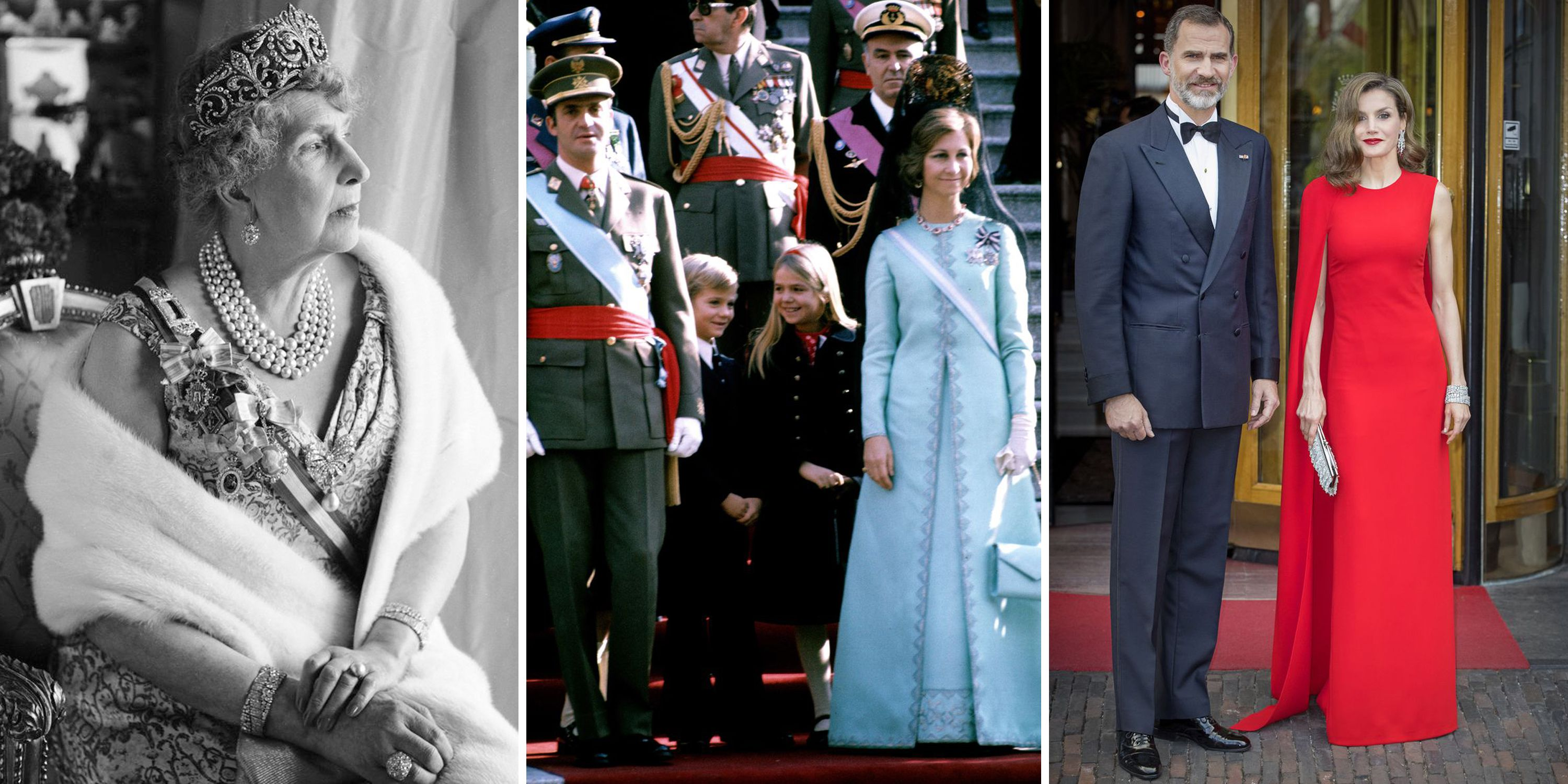 The Spanish Royal Family Through the Years