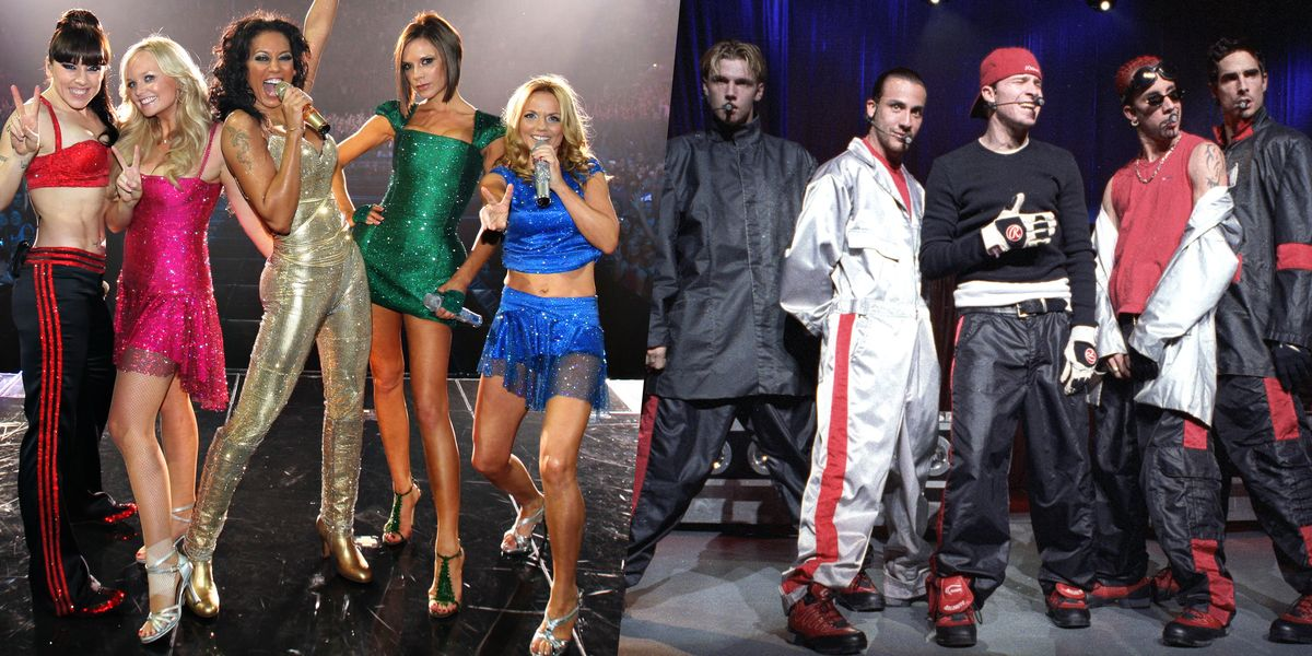 Spice Girls And Backstreet Boys Tour Rumors Spice Girls
