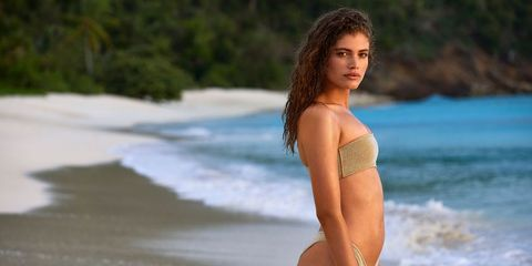 Valentina Sampaio Appears In Sports Illustrated Swimsuit Issue