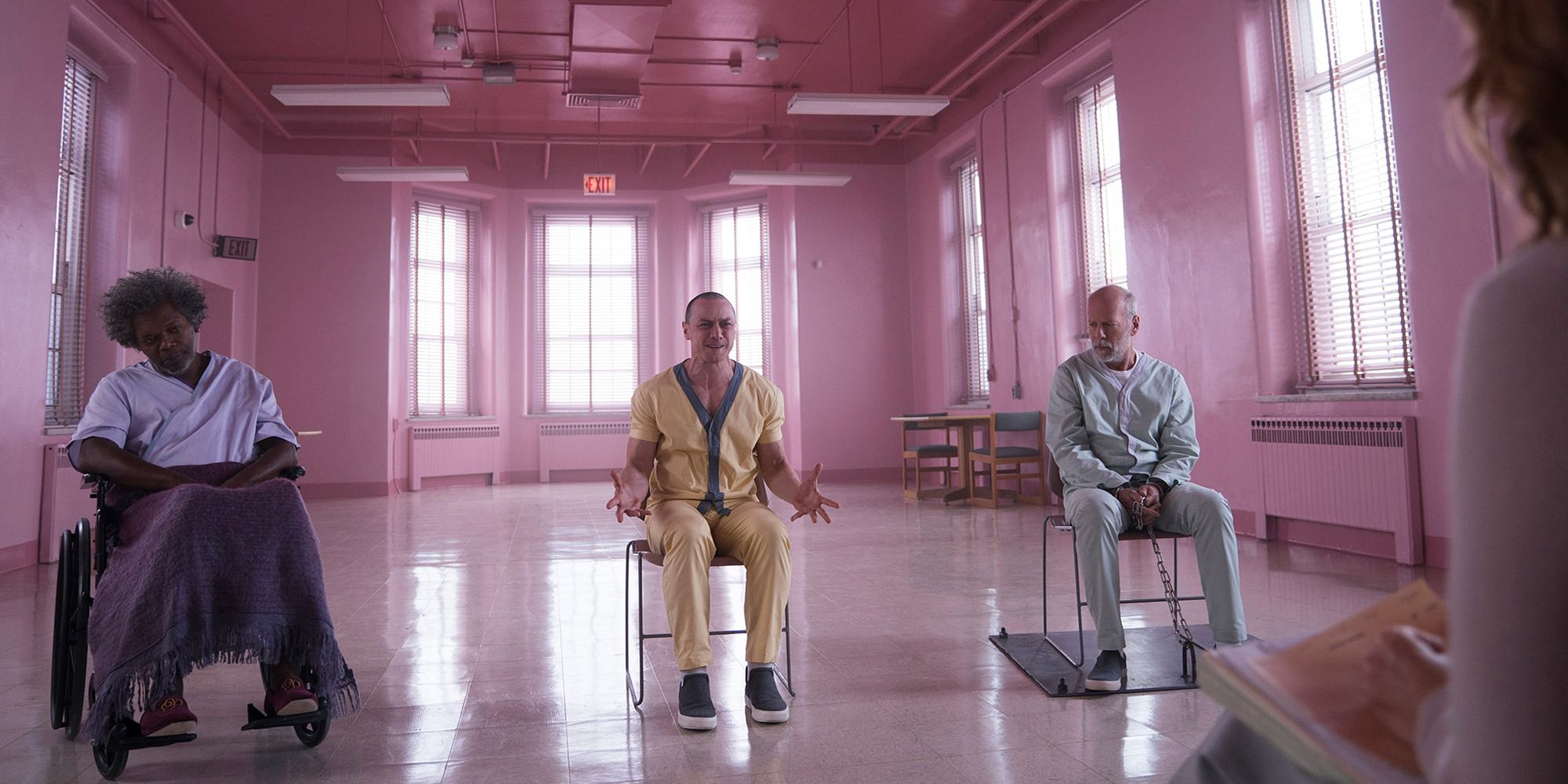 spring 2019 movies glass