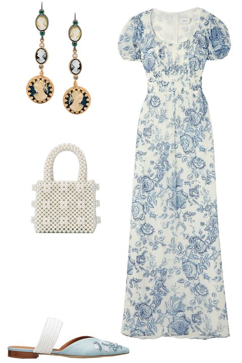 spring wedding guest outfit ideas