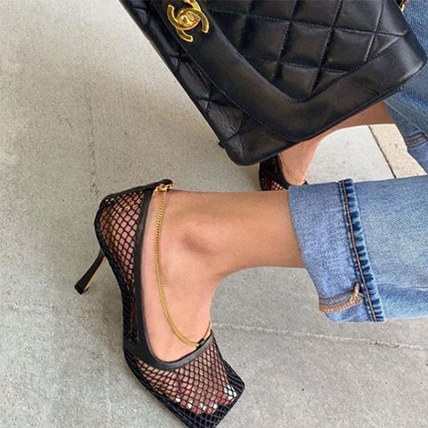 Square Toe Shoes Are One of Fall's Biggest Trends