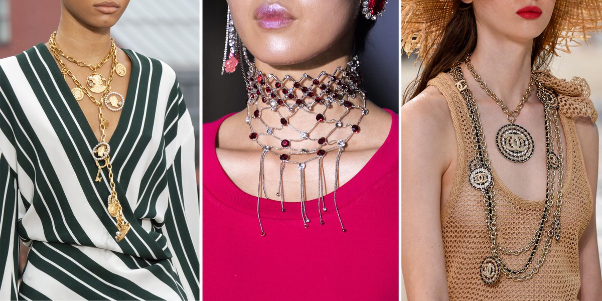 Best Jewelry Trends From Fashion Week Spring 2019