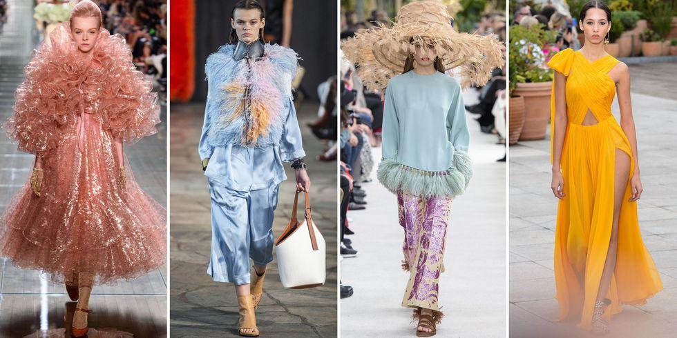 mode trends lente zomer 2019