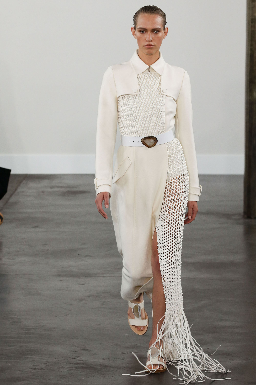 Famous Fashion Designers 2020.Best New York Fashion Week Spring 2020 Runway Fashion