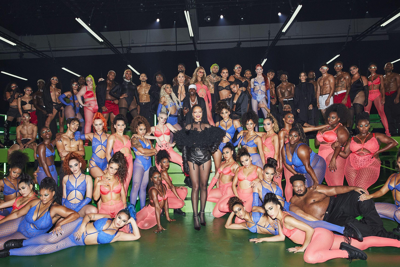 Every Celebrity in Rihanna's Savage x Fenty Vol. 2 Show 2020