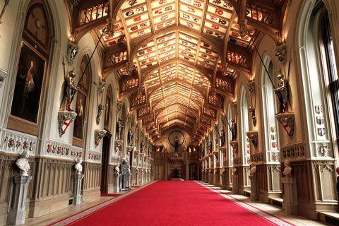 Prince Harry And Meghan Markle Wedding Reception Location Photos