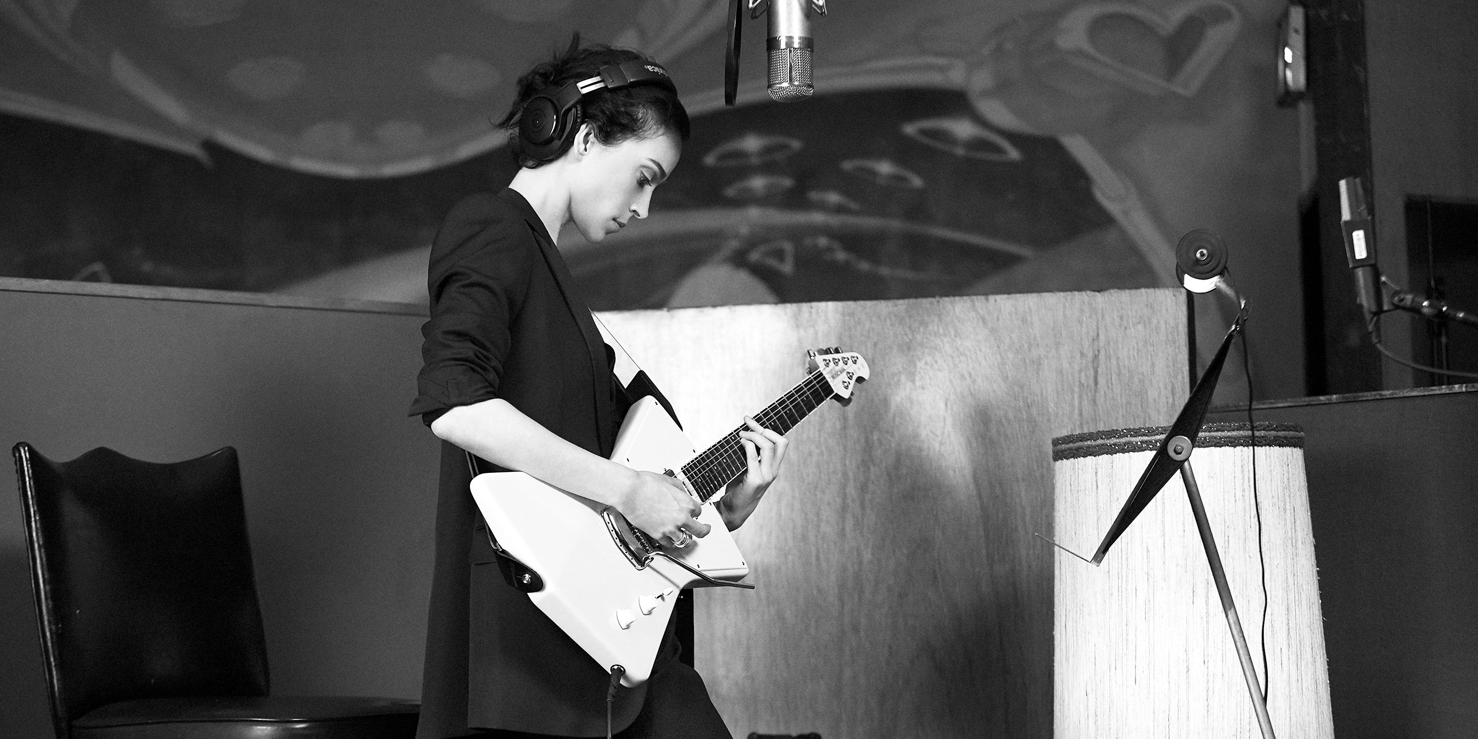 St. Vincent Sings All You Need Is Love Like Youve Never Heard it Before