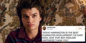 steve harrington, stranger things