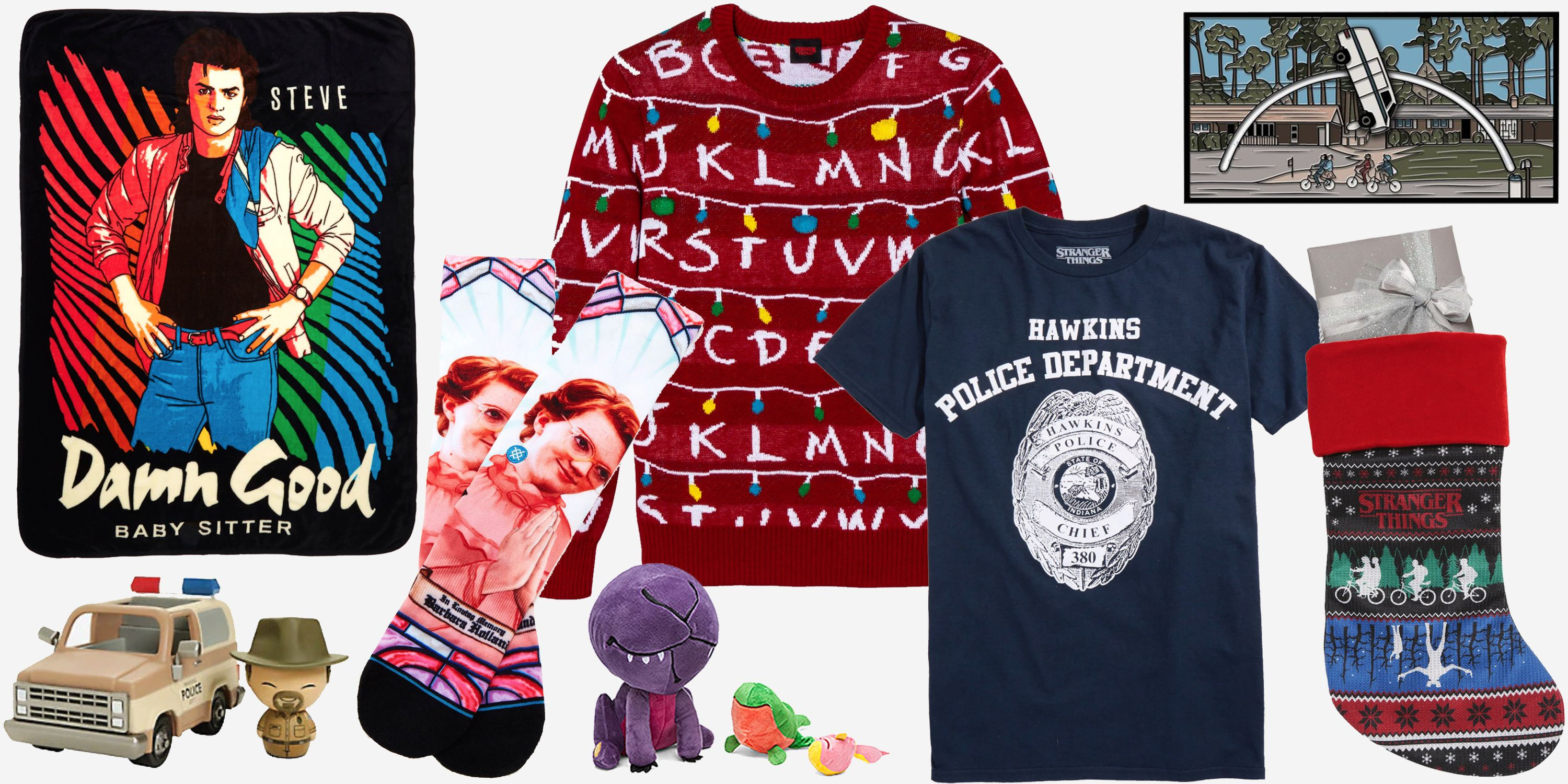ca3b16e2 21 Best Stranger Things Gifts 2018 - Cool Upside Down Merchandise