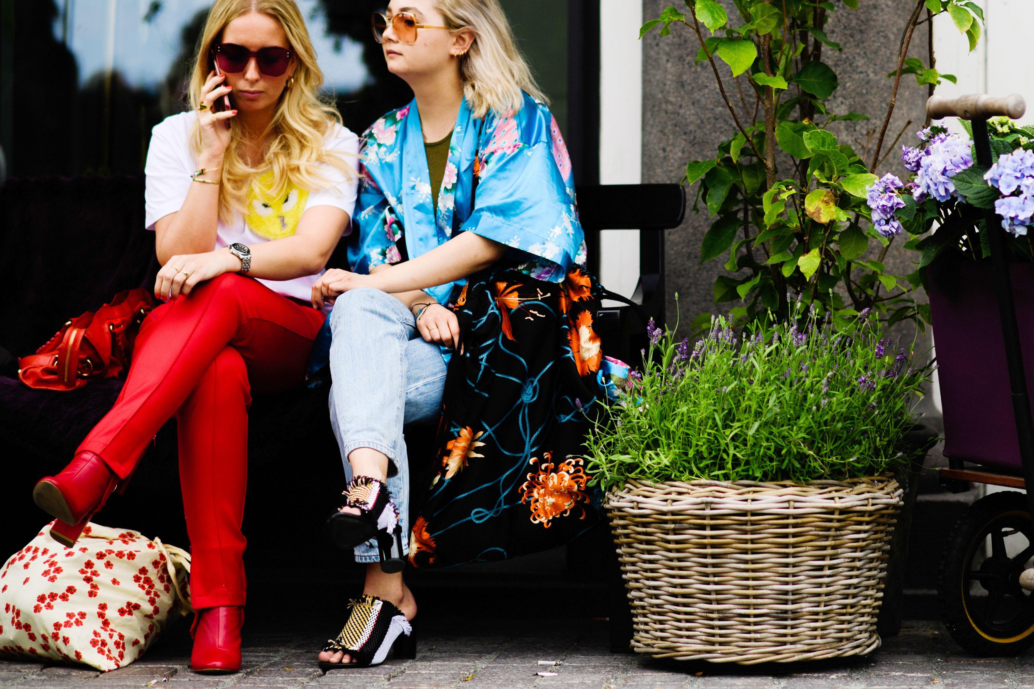 THE COPENHAGEN WAY: SPRING 2018 STREET STYLE | Instagram Fashion Online
