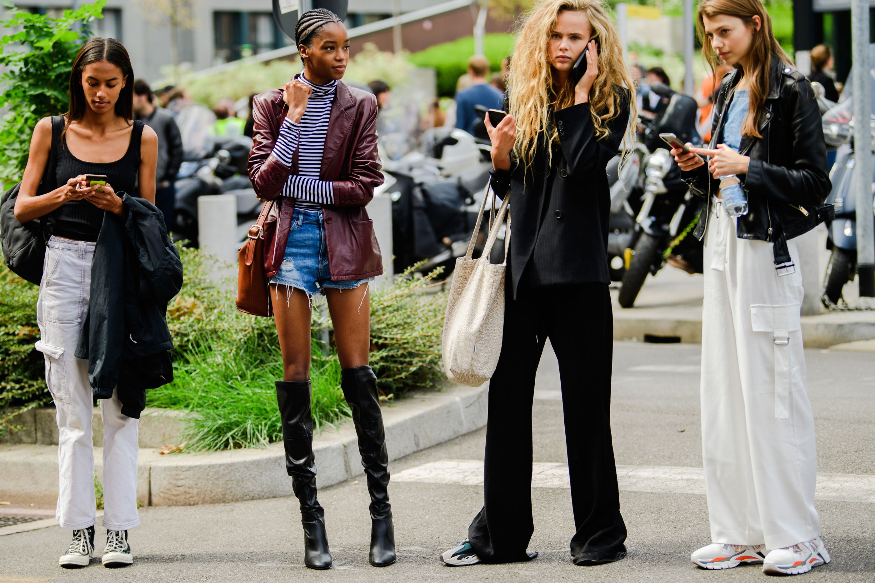 All of the Looks We Want to Wear from Milan Street Style