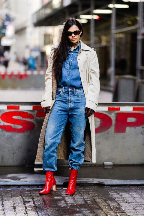 Jeans, Clothing, Denim, Street fashion, Photograph, Fashion, Snapshot, Jacket, Footwear, Outerwear,