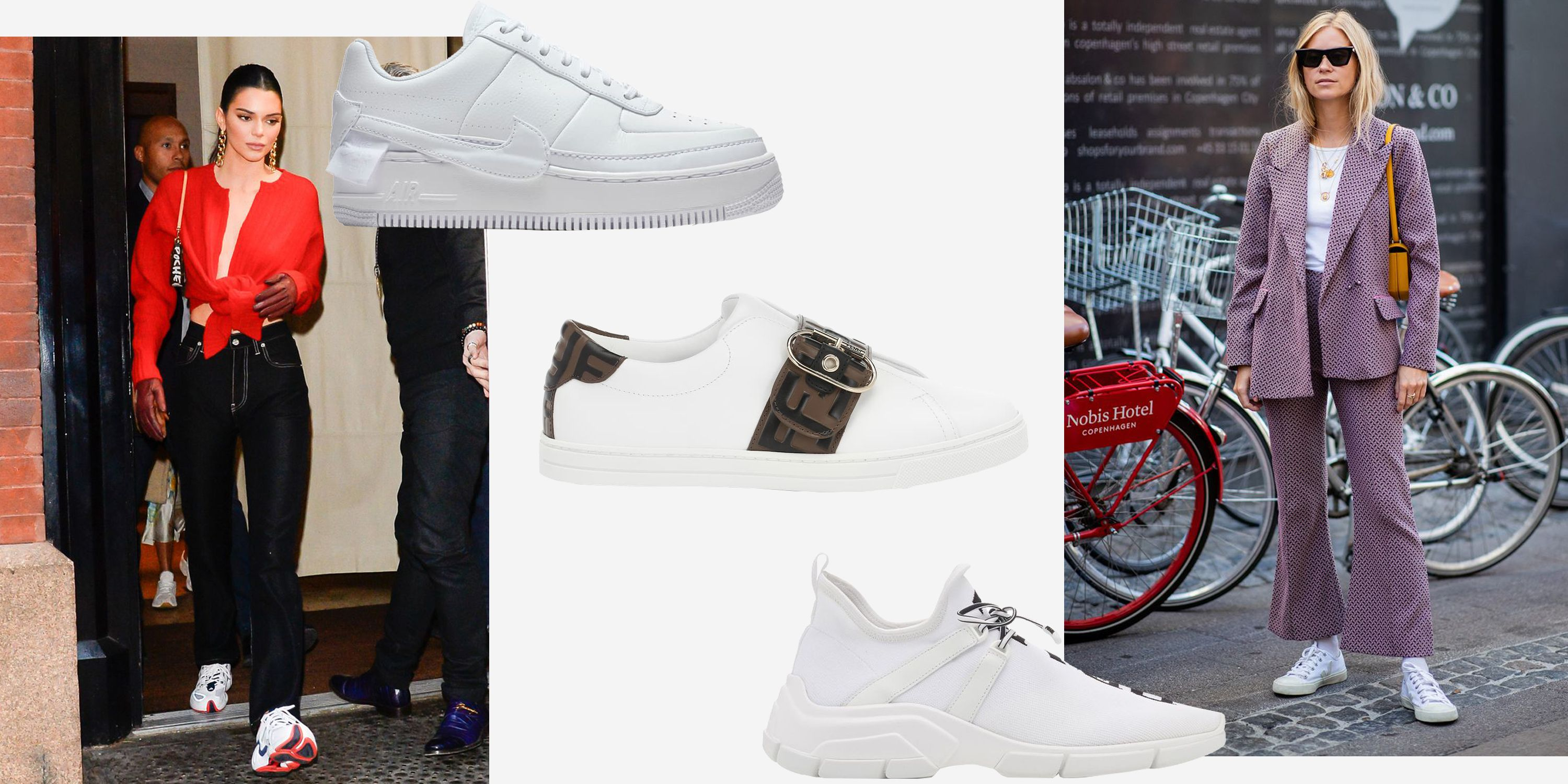 Best White Sneakers For Women Shop the Best White Sneakers