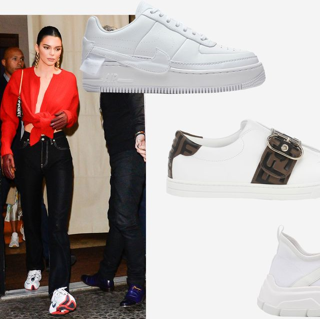 ef1ffc95e53 Best White Sneakers For Women - Shop the Best White Sneakers