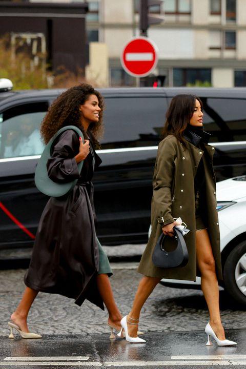 paris street style ss21