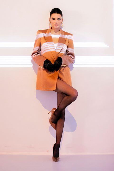 Kendall Jenner Wears Stuart Weitzman Clingy Boots