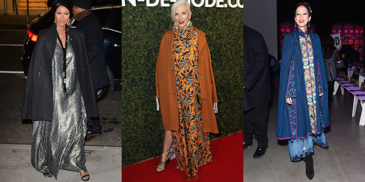 20 Of The Most Stylish Ageless Women - Stylish Older Women-7750