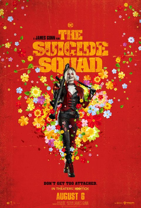 See Margot Robbie as Harley Quinn in The Suicide Squad Trailer