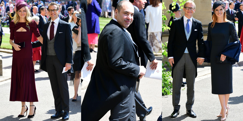 suits cast royal wedding interview gabriel macht sarah rafferty and rick hoffman talk meghan markle wedding suits cast royal wedding interview