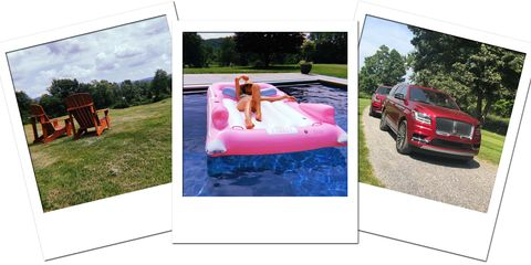 Inflatable, Games, Vehicle, Leisure, Fun, Summer, Grass, Recreation, Car, Advertising,