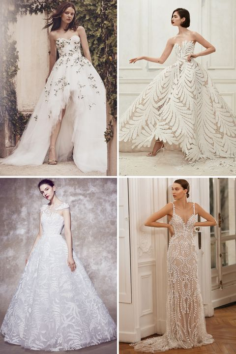 Summer Wedding Dress.Summer 2018 Wedding Dresses Summer Bridal Gown Trends