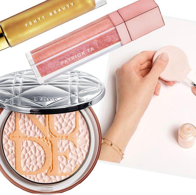 Eye shadow, Skin, Face powder, Beauty, Product, Cosmetics, Eye, Cheek, Nail, Hand,