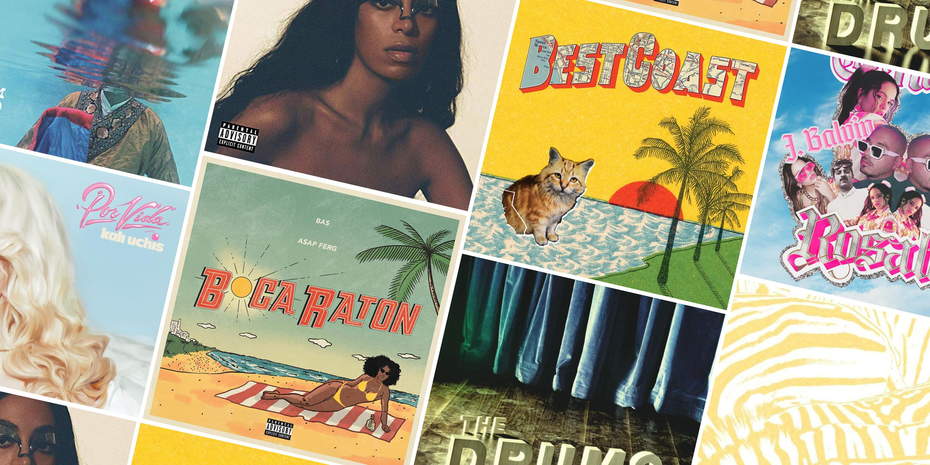 16 Beach Songs You'll Want to Put on Repeat All Summer