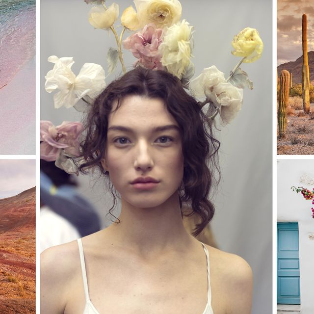 Hair, Beauty, Skin, Hairstyle, Blond, Spring, Photography, Flower, Neck, Plant,