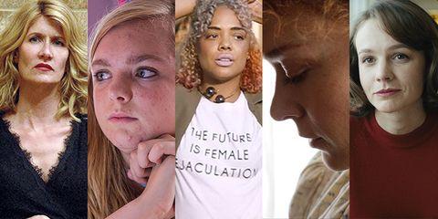 Face, Nose, Skin, Blond, Human, Adaptation, Photography, Selfie, Movie, Art,
