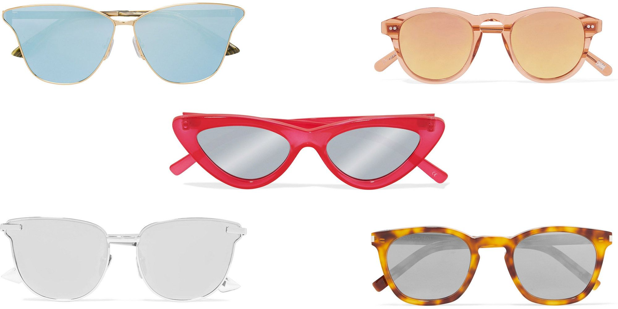 03a9ad963a Mirrored Sunglasses for Women - Mirrored Lens Sunglasses