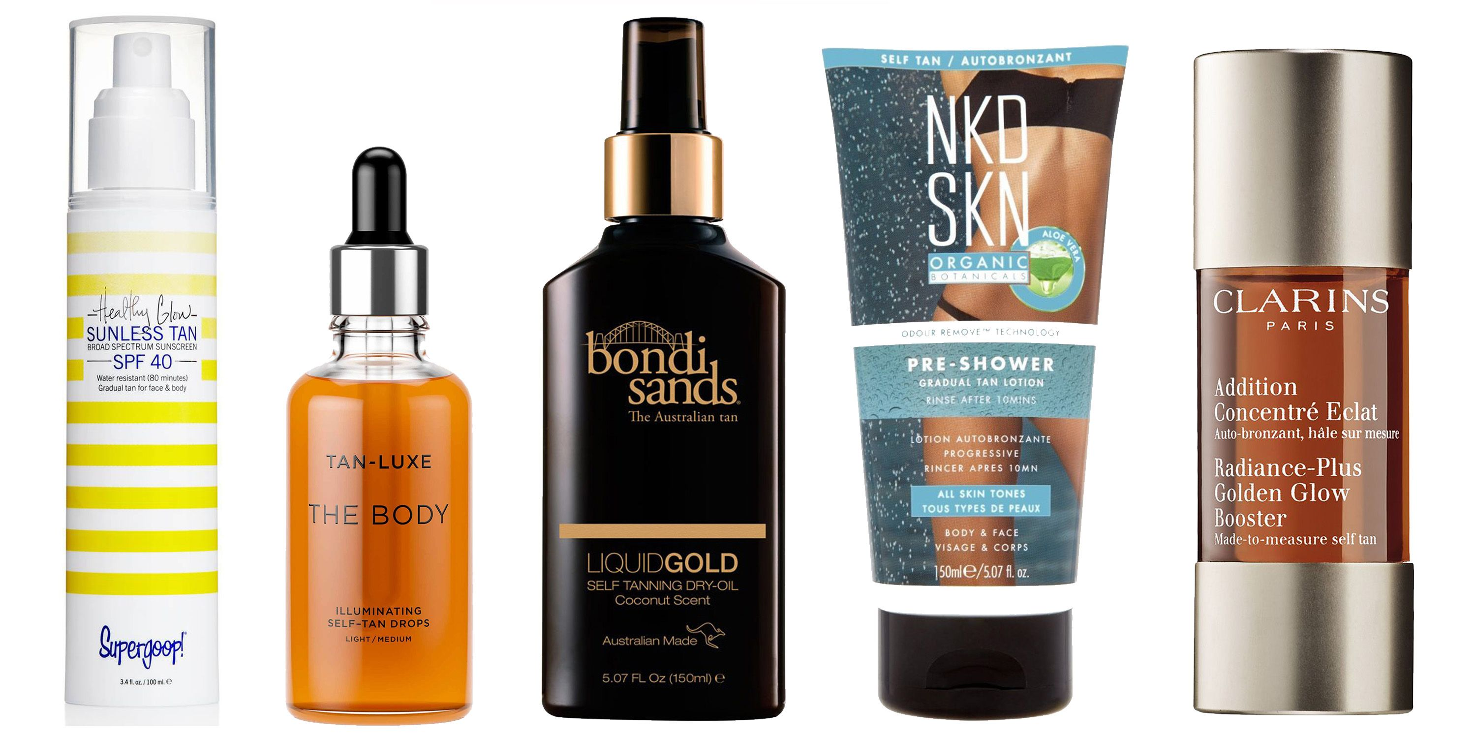 23 Best Self Tanners 2018 - Top Sunless Tanners for Face and Body 2c1422885f3f