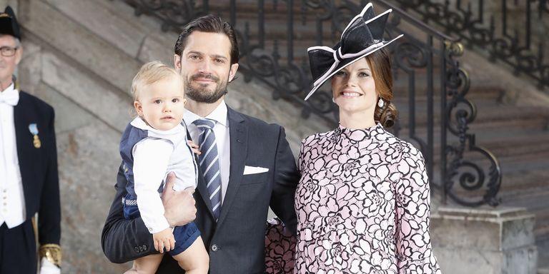 Swedish Royal Family Welcomes Second Child Princess