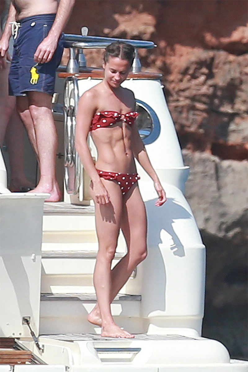 8a5a5dd4af Celebrities in Swimsuits - The Hottest Celebrity Swimwear