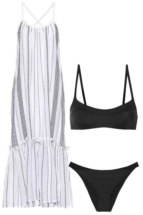 Clothing, Swimwear, Bikini, Swimsuit top, Lingerie, Undergarment, Swimsuit bottom, Lingerie top, Monokini,