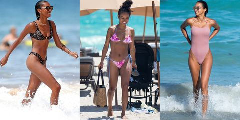 88009b864d688 Celebrities in Swimsuits - The Hottest Celebrity Swimwear