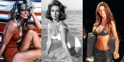 dde7affe726e3 100 Years of Swimsuits in Photos - Swimwear Trends Through the Years