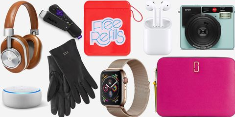24 Best Tech Gifts For Women 2018