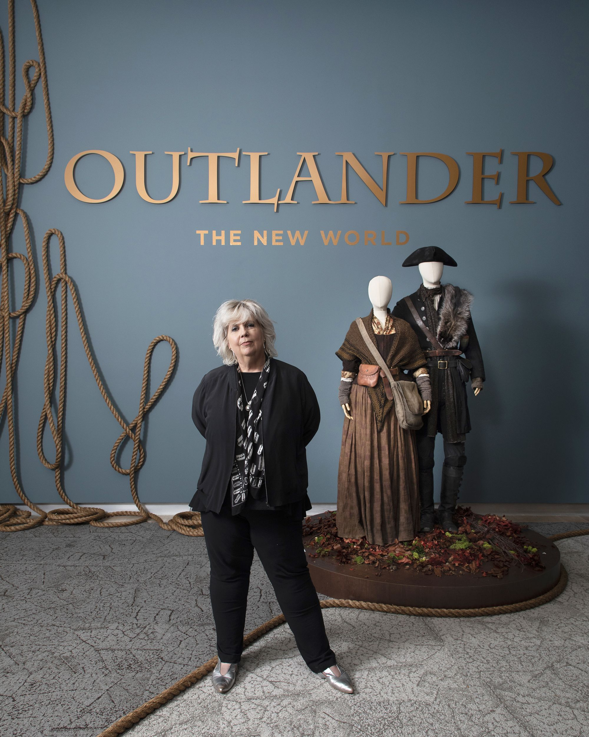 33167f504d1 Outlander Costume Designer Terry Dresbach Talks Season 4 and Brianna in the  Past