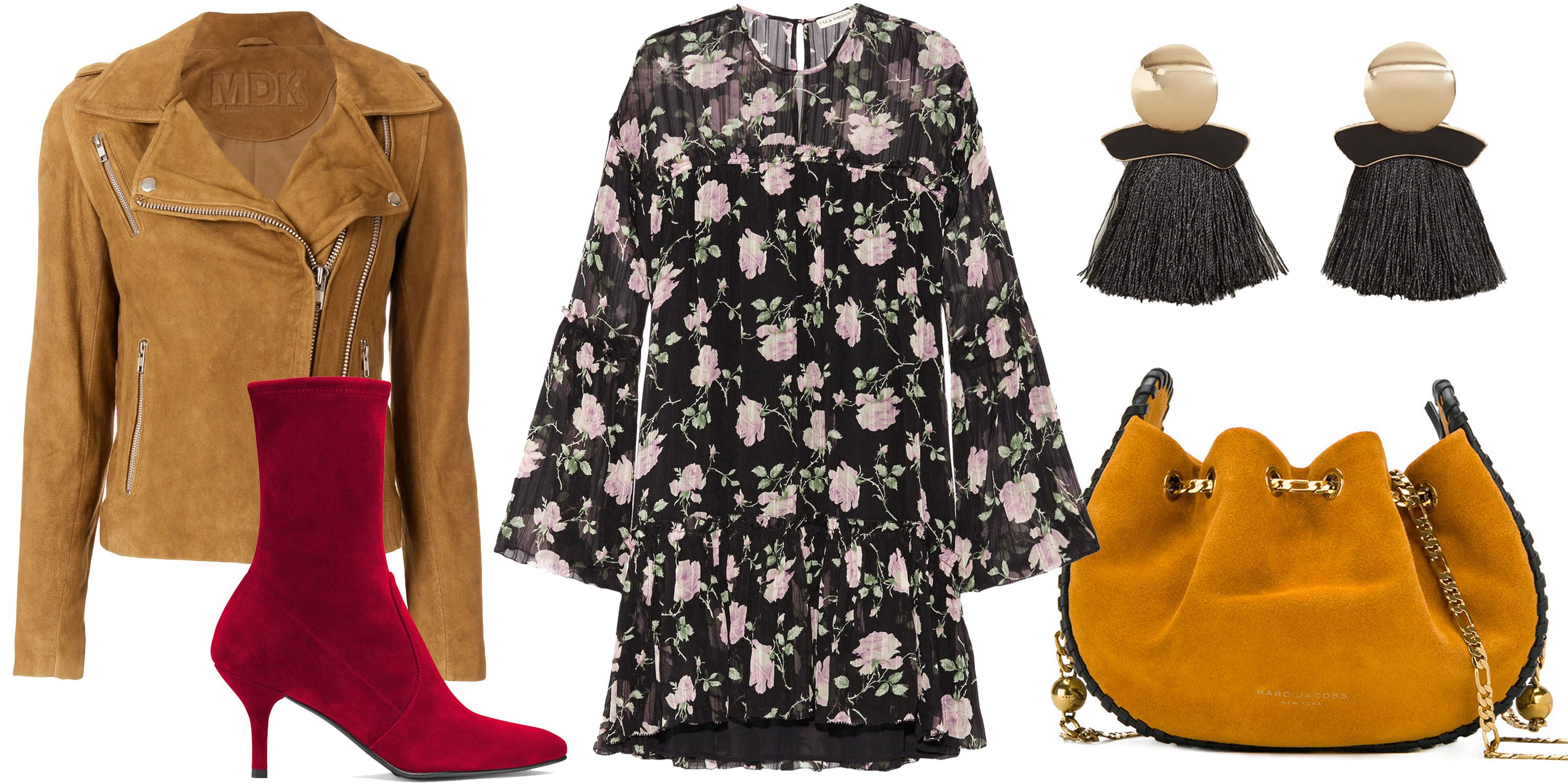 Food Baby-Friendly Outfits To Wear For Thanksgiving Dinner