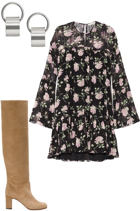 1e84819a4310 Cute Thanksgiving Outfits 2017 - What To Wear To Thanksgiving Dinner